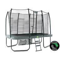 Exit JumpArena 427x244cm suorakaide trampoliini turvakehällä