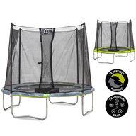 Pieni trampoliini turvaverkolla Exit Twist 1,8m
