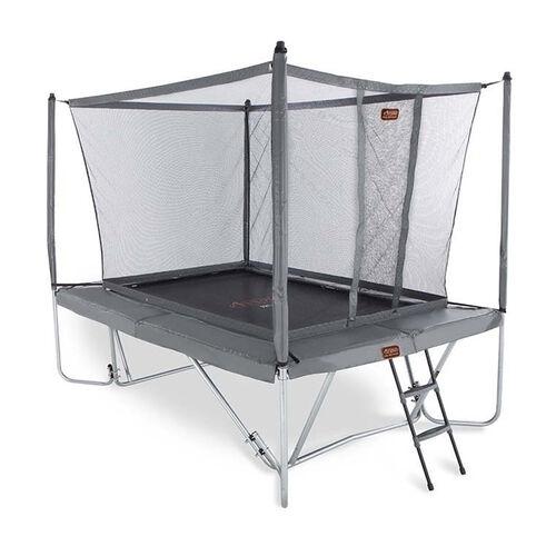 Tasapeli trampoliini