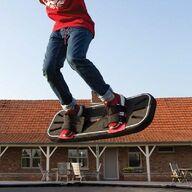 Bounceboard trampoliinilauta