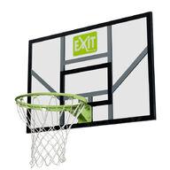 Exit Galaxy koripallokori taustalevyllä