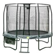 Exit JumpArena 3,7m trampoliini turvaverkolla