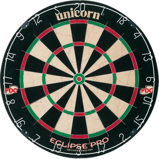 Darts-taulu Unicorn Eclipse Pro - Jokaisen dartsin harrastajan unelma!