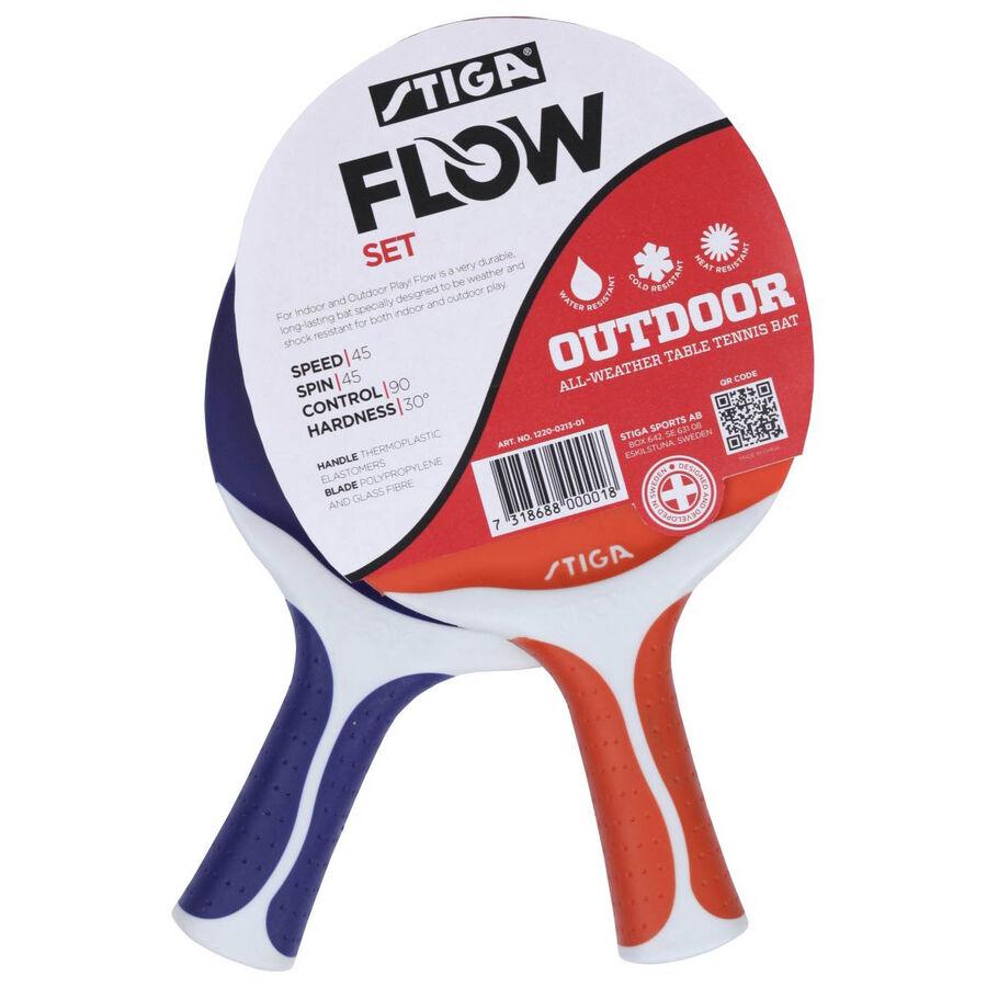 Stiga Outdoor Flow pingismaila setillä pelaa ulkona säässä kuin säässä 8012d56ce1